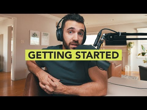 Getting Started // Ground Up 100