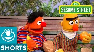 Sesame Street: Bert & Ernie Discuss Fruit