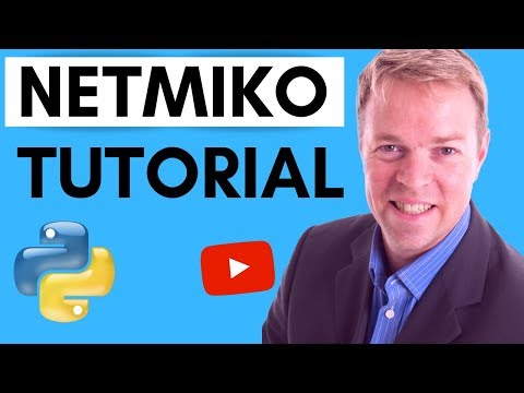 Netmiko Python Tutorial - Connecting To Cisco Router And Running Commands
