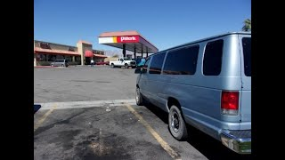 Pilot Flying J Review Palm Springs Sleep in your van shower on the road no need for a hotel or motel