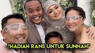 Tajir Nggak Ketulungan, Raffi Ahmad dan Nagita Slavina dengan Entengnya Langsung Kasih Kado Mewah