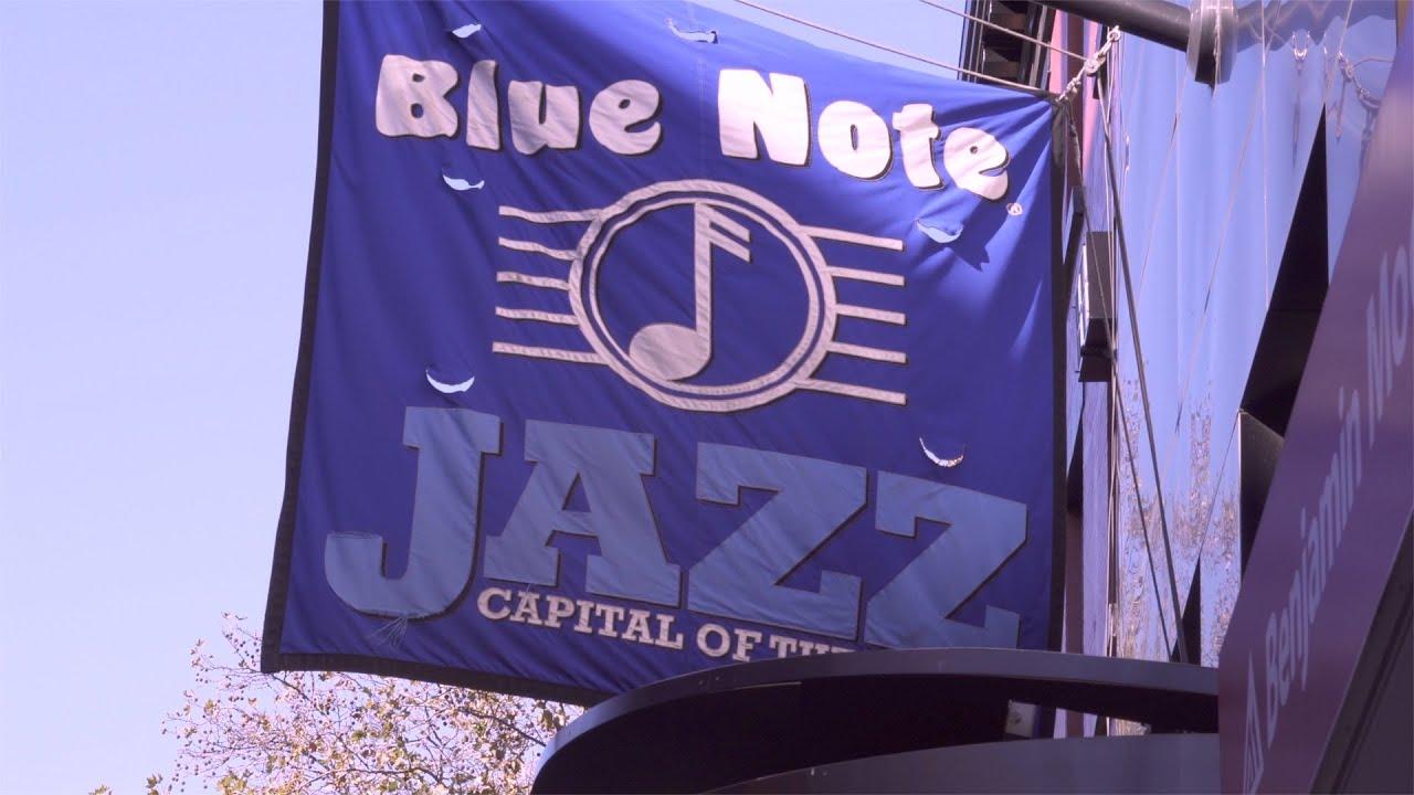 Blue Note Jazz Club NY - Pal Apple (Trio Millionaires)