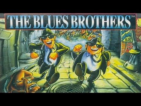 Test de THE BLUES BROTHERS - Review #28 (Super Nintendo)