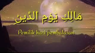 Surat Al Fatihah - Maghfirah M Hussein