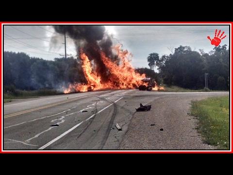 🔴Extreme Truck Crash Compilation 2017 [002] Truck Accident | Brutal Crash