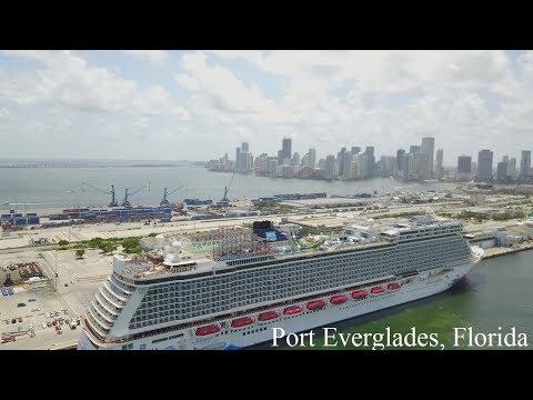 Port Everglades, Florida
