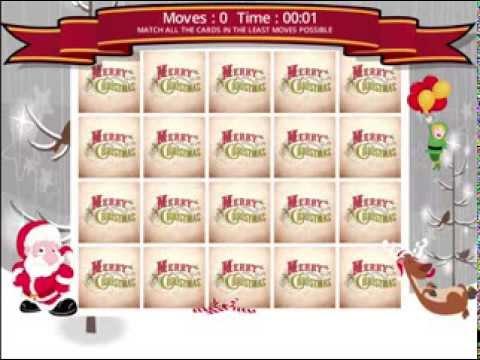 Memory Game - Christmas Time Memories Apple & iOS Mobile App
