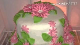 Торты из мастики, cake, pie, украшения тортов