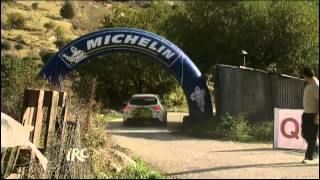 2012 Intercontinental Rally Challenge Round 13 Cyprus Rally