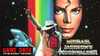 Game Over: Michael Jackson's Moonwalker (Sega) - Defunct Games