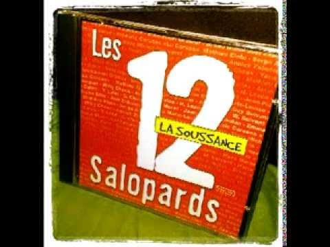 12 Salopards Vol 6  1999   La soussance tube du carnaval aux antilles en 1999