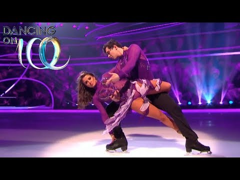 Brooke and Matej Perform Their Interpretation of Torvil and Dean's Bolero!   Dancing On Ice 2018