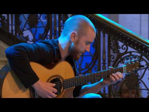 Gary's solo guitar arrangement of Van Morrison's 'Crazy Love' live at Stormont for BBC Music Day