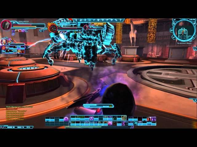 Swtor Revenge Of The Archon In 90 Seconds Youtube Ibanez jem junior steve vai guitar demo! youtube