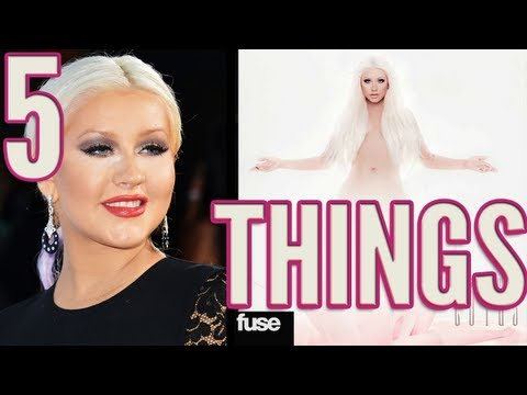 "Christina Aguilera's ""Lotus"" - 5 Things to Know"