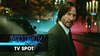 John Wick: Chapter 2 (2017 Movie) Official TV Spot – 'Tactical""