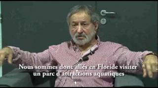 Interview Joe Alves (Jaws 3D) RIV54 TV 27/02/15