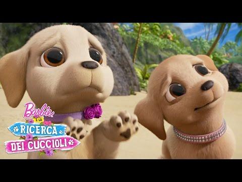 Sguardo da cucciolo   Barbie e la Ricerca dei Cuccioli   Barbie