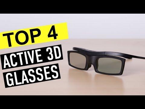 BEST 4: Active 3D Glasses 2019