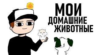 Мои питомцы (анимация)