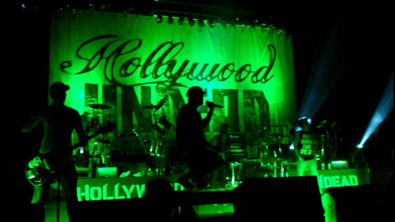 Hollywood undead paradise