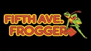 5th Ave Frogger by Tyler Deangelo, Renee Lee & Ranjit Bhatnagar