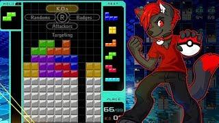 Let's Get BODIED! Tetris Battle Royale!