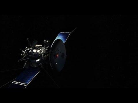 Nasa Realistic Satellite || Share free 3D cad models #100049