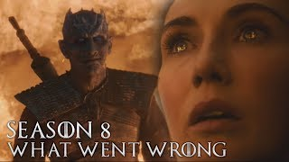 Game of Thrones Season 8 Night King and Story Issues
