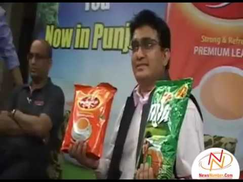 Wagh Bakri Tea launch in Punjab Media Coverage