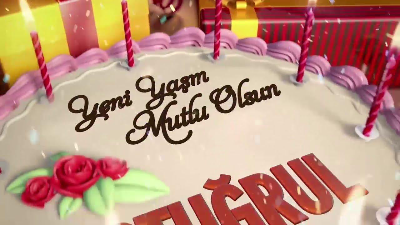 İyi ki doğdun ERTUĞRUL - İsme Özel Doğum Günü Şarkısı