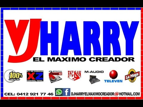 retro clasicos de los 80, dj harry.mp4 miniteca xz dj harry el maximo creador