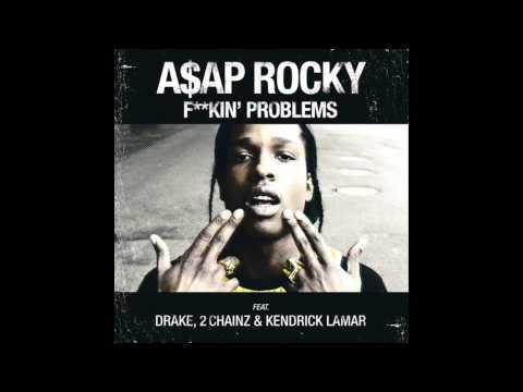 [HQ] A$AP Rocky - F**kin' Problems Ft. Drake, 2 Chainz & Kendrick Lamar (200Hz Bass Boosted)