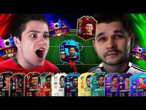 FIFA - ШАХМАТЫ! 2.0 Vs. FACELESS