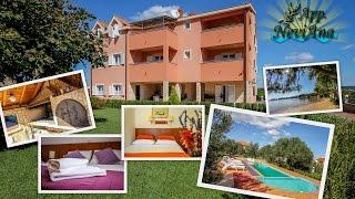 Apartments Neviana, Dalmatian Island Pasman, Croatia