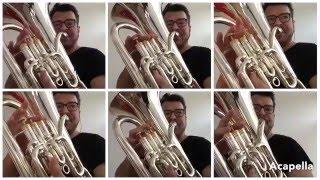 Tormod Flaten - Hyfrydol (Easter Hymn) - Euphonium