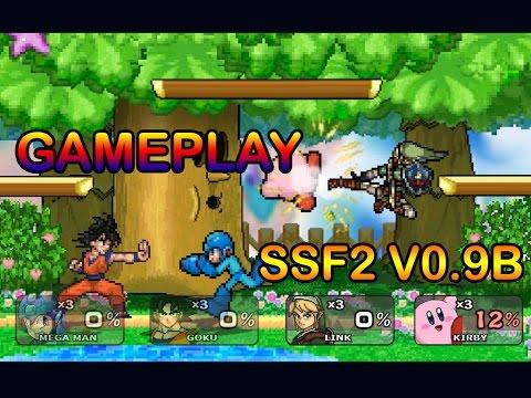 Download super smash flash 2 v0 9b new full guide megajhondy