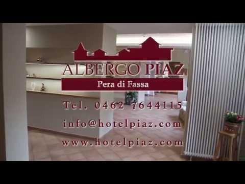 Video Hotel Piaz Pera di Fassa Pozza di Fassa Canazei by Alberto Still