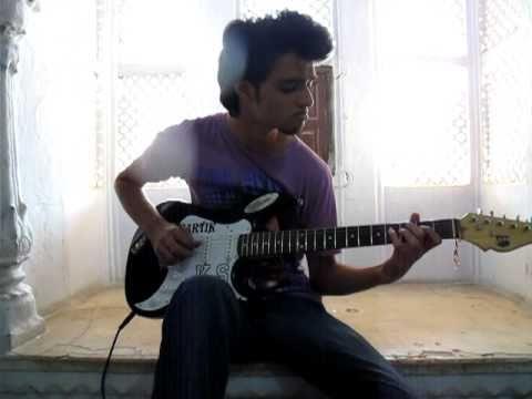 Bin tere sanam Guitar Cover by Kartik