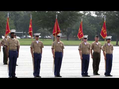 MCRD Parris Island Graduation Ceremony - July 31st, 2015