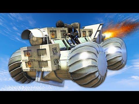 EXTREME VEHICLE MODS!!!! (GTA 5 Mods)