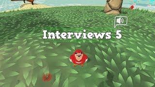 Vrchat - Ugandan Knuckles Interviews 4: Well informed knuckles
