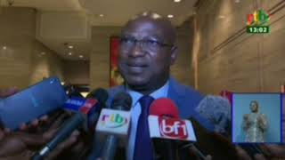 Coope?ration Burkina Chine - Le President du Burkina poursuit son se?jour en Chine