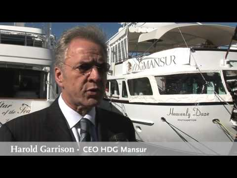 Harold Garrison - CEO HDG Mansur