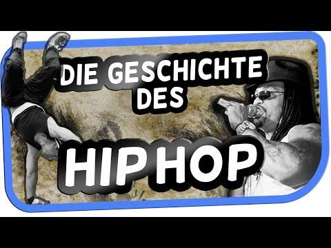 Die Geschichte des Hiphop