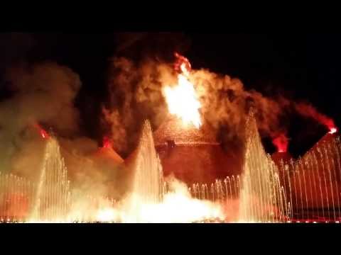 Magic Dancing Waters Show - Protaras - Cyprus