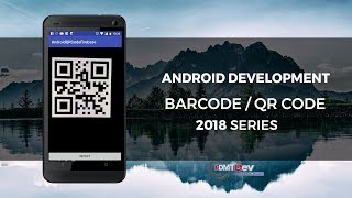 Android Studio Tutorial - Barcode QR Code Reader with Firebase ML