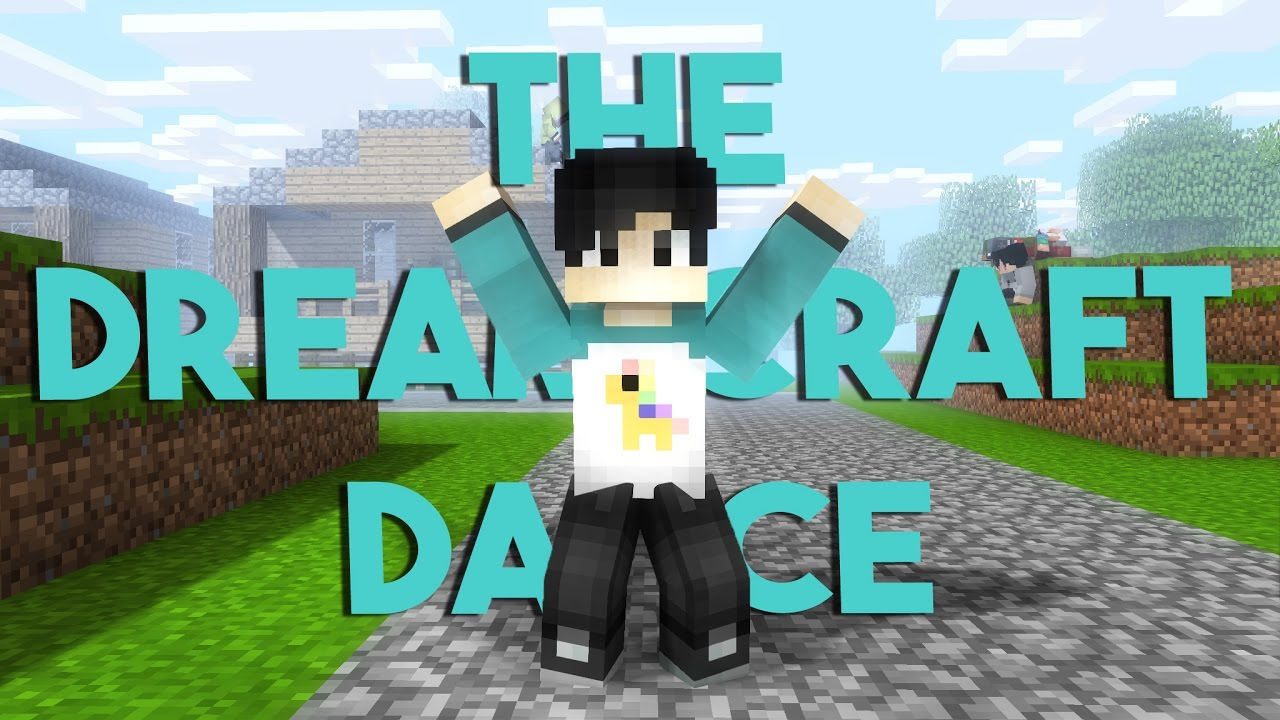 quotThe Dream Craft Dancequot MINECRAFT ANIMATION INDONESIA