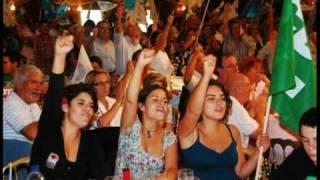 Avante Camarada! Congratulation CDU, Portugal communist, Os Verdes, election 2009.