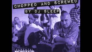 S.P.M. - Red Beams & Rice (Chopped & Screwed By DJ Sleep)